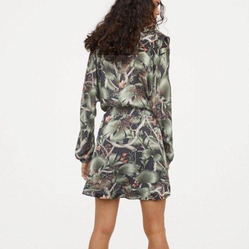 Günstiges Kleid im Hippie Stil